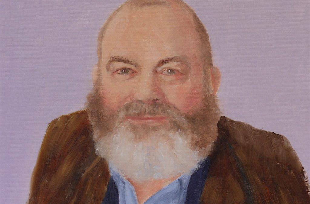 Portrait of David (Private collection)