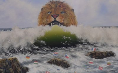 The Lion's roar over Europe